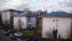 Neue Anlagen in der Benedikt-Schwarz-Straße